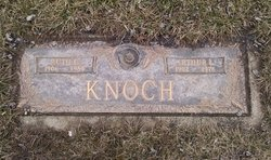 Ruth Elizabeth <I>Zimmerman</I> Knoch