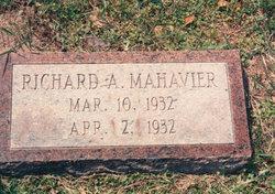 Richard Anthony Mahavier