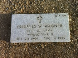 Charles W Wagner