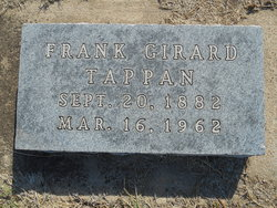 Frank Girard Tappan