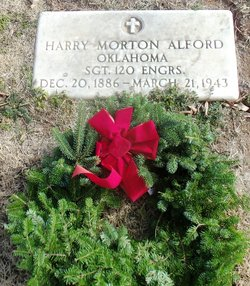 SGT Harry Morton Alford