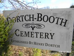 Dortch-Booth Cemetery