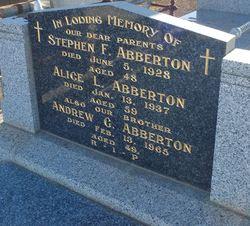 Andrew George Abberton