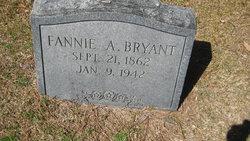 Fannie A Bryant