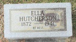 Ella Lou <I>Yates</I> Hutcherson