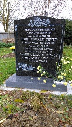 John Edward Dewey