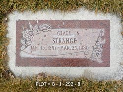 Grace H Strange