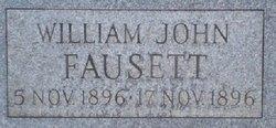 John Win Faussett