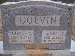 Audie <I>Caver</I> Colvin