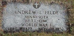 Andrew L Felde