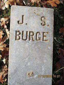 Jesse Sparks Burge