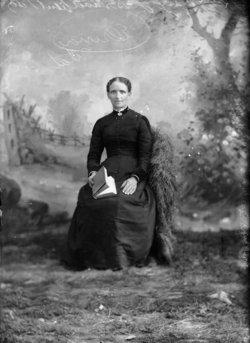 Mary <I>Greenwood</I> Broadbent