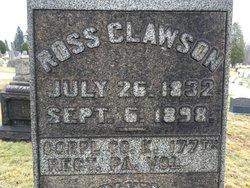 CPL Ross Clawson