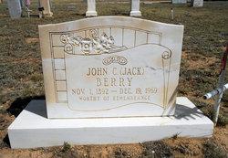 John C  Jack Berry