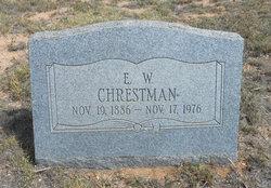 Elijah William Chrestman