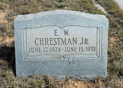 Elijah William Chrestman, Jr