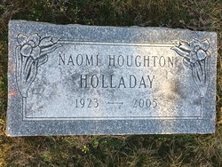 Naomi H. <I>Houghton</I> Holladay