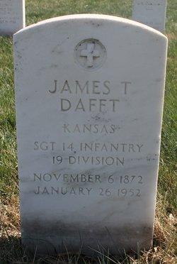 James T Dafft