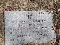 Hilliard A Dempsey