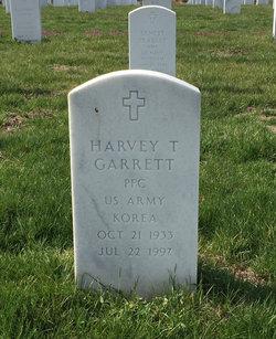 Harvey T Garrett