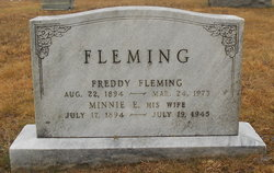 Freddy Fleming