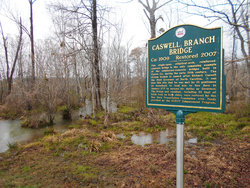 Caswell Branch Cemetery
