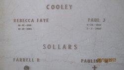 Rebecca Faye <I>Leyland</I> Cooley