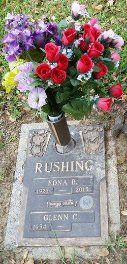 Edna B Rushing