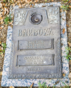 Nasaria S Barboza