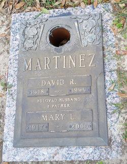 David R Martinez