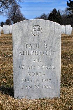 Paul Ramon Ahlbrecht