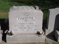 Pauline <I>Martino</I> Cordone