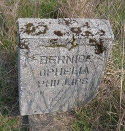 Bernice Ophelia Phillips
