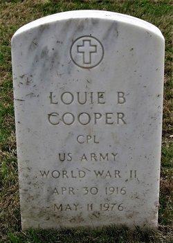 Louie B Cooper
