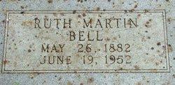 Ruth <I>Martin</I> Bell