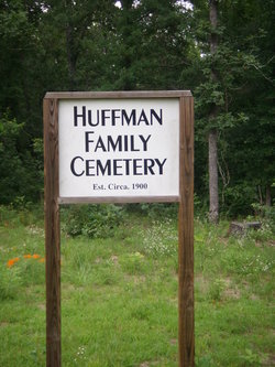 Sewell/Huffman Family Cemetery