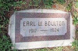 Earl William Boulton