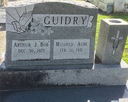"Arthur J. ""Bob"" Guidry"