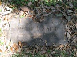 Edith Blanche <I>Smith</I> Bullard