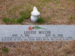 Louise <I>Runyon</I> Miller