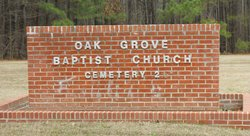 Oak Grove Church Cemetery 2