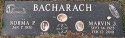 Marvin J Bacharach