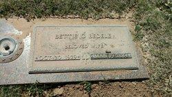 Bettie <I>Greenwade</I> Bedell