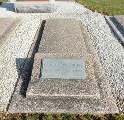 Laura E. <I>Smith</I> Warnock