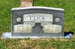 Edna <I>Gilcrease</I> Click