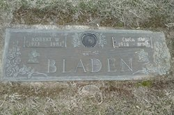 Robert William Bladen