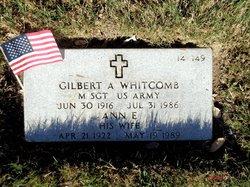 Gilbert A Whitcomb