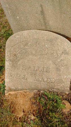 Sallie Madden
