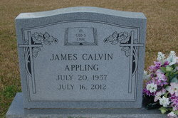 "James Calvin ""Jimmy"" Appling"