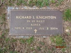Richard Lee Knighton